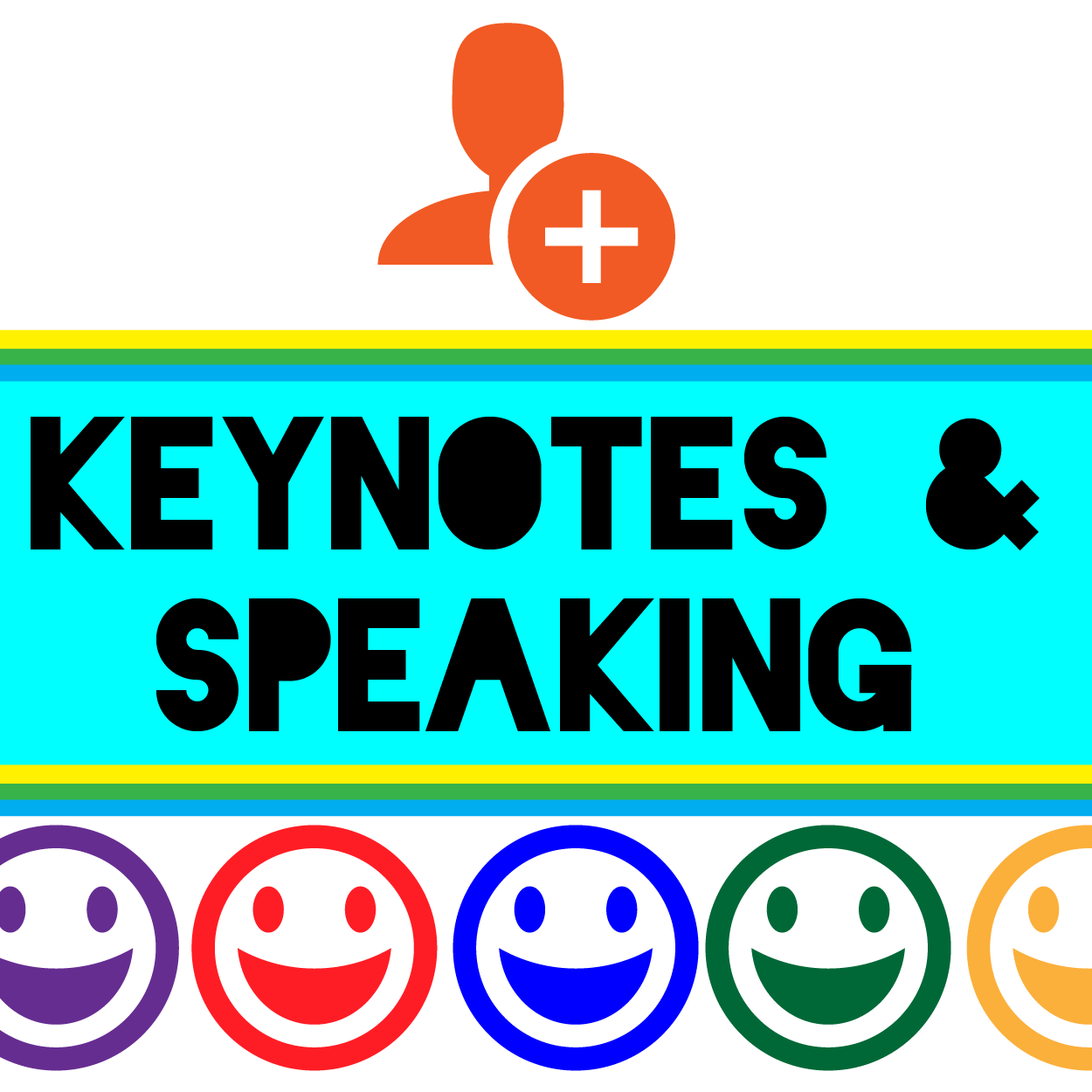 Keynotes and Speaking Services