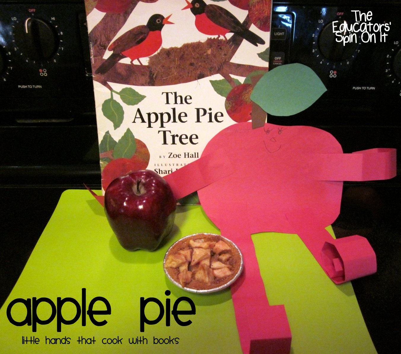 Apple Pie Little Hands That Cook With Books