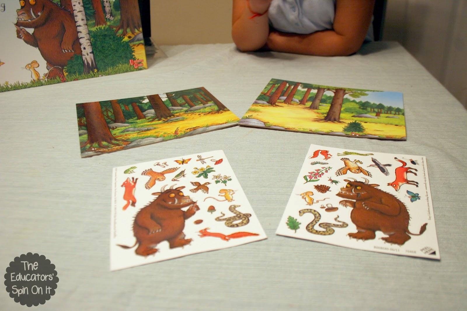 The Gruffalo Themed Activities