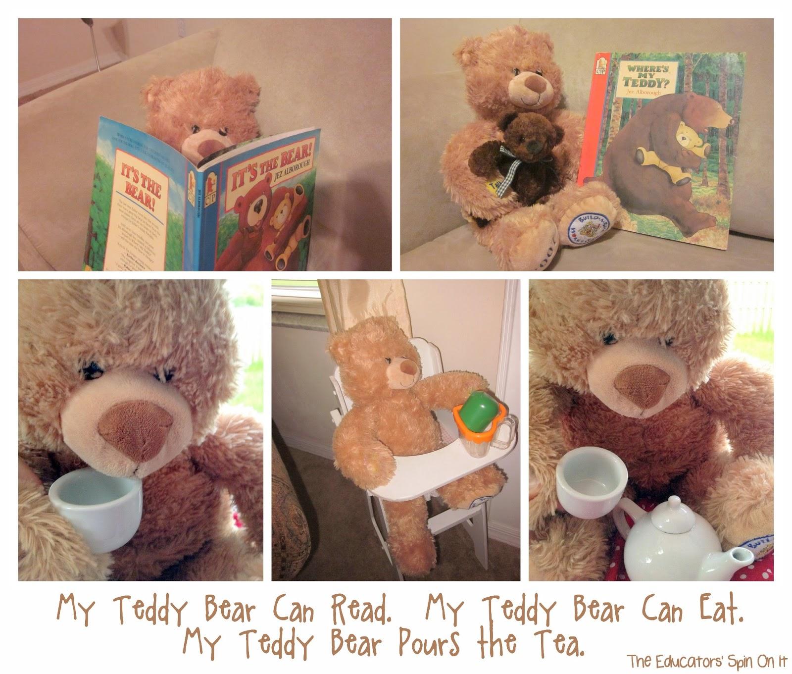 Teddy Bear Picnic Fun With Story Writing