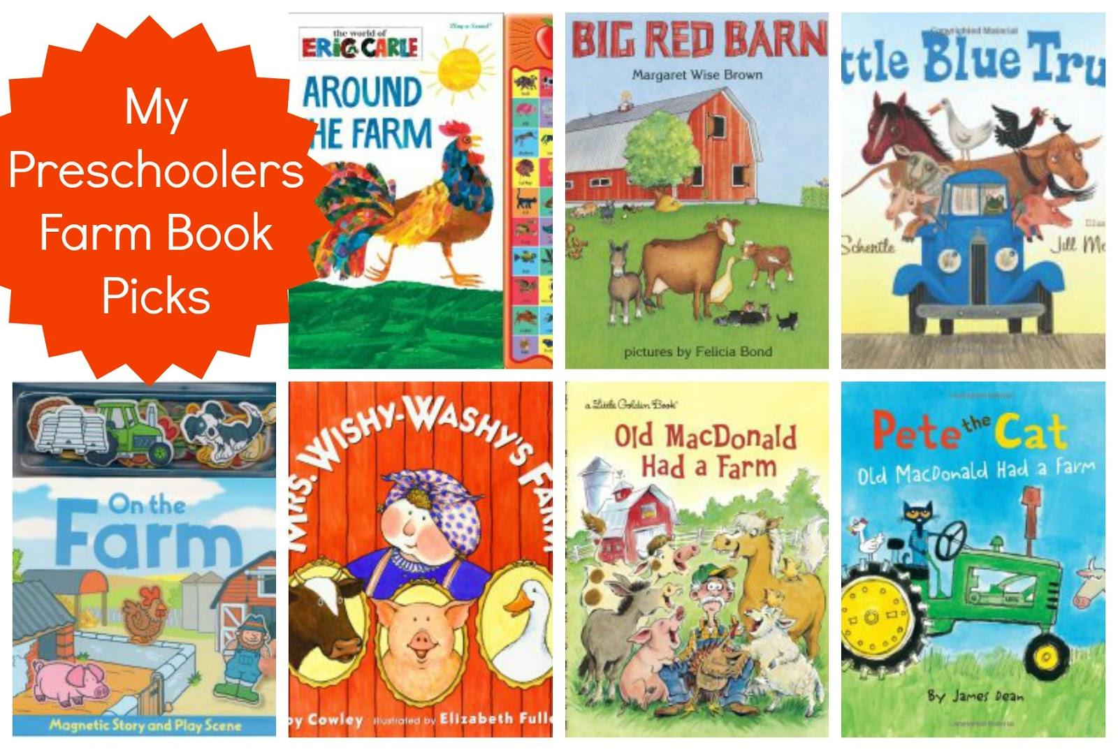 Preschool Activities Farm Theme Make A Mystery Animal