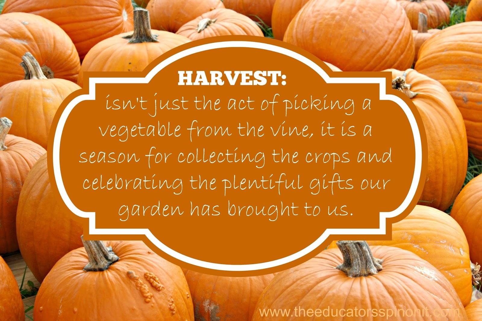 Harvest Preschool Activities A Social Stu S Lesson Playfulpreschool