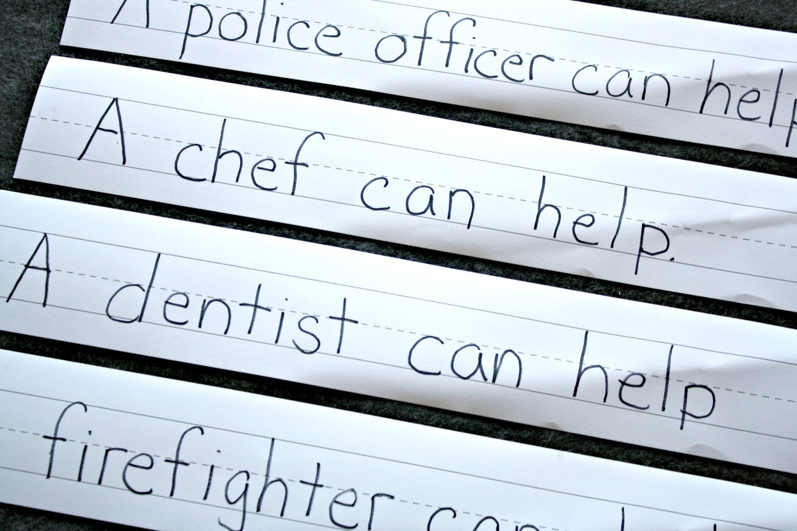 Teach About Community Helpers With Role Playing