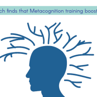 Metacognition training boosts gen chem exam scores