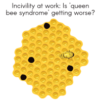 Incivility at work: Is 'queen bee syndrome' getting worse?