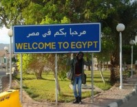 my excitement: returning to Egypt for NYE