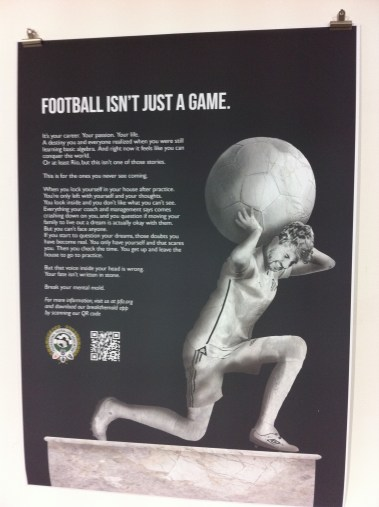 Football isn't just a game
