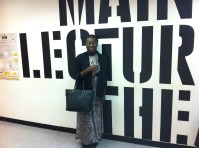 My fashionfix: Fuse magazine editor Ire Ife-Alabi tells me about her London Fashion Week Experience... And I love her maxi-dress fashionfix!