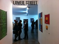 PFA's event took place on the Lower Street gallery of LCC