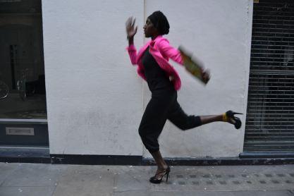 Designer (bag): Harmattan Photographer: Wambui Kabol Model: Kai Lutterodt