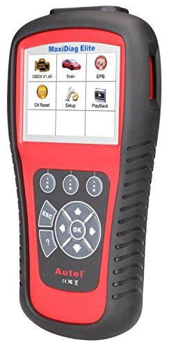 MD802 Easily reads and clears codes