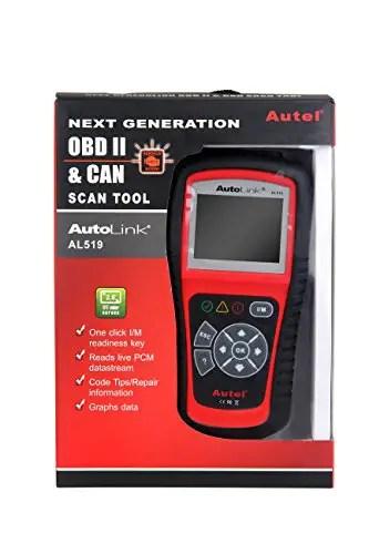 Autel autolink AL519 Reviews