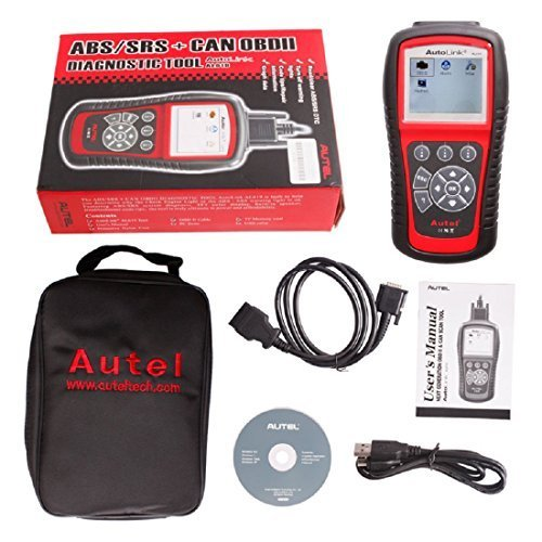 Autel al619 review ABS OBDII Scan Tool