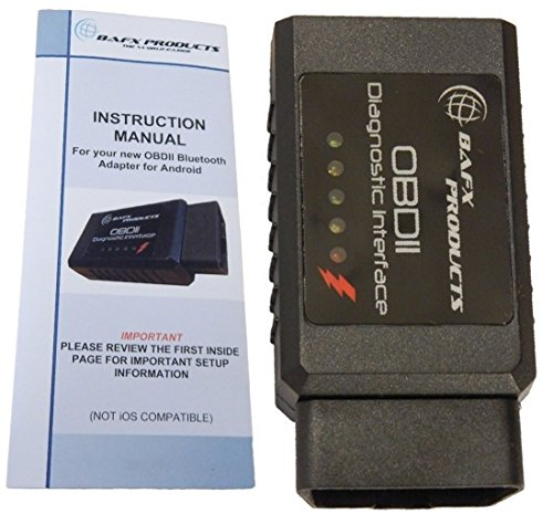 bafx 34t5 bluetooth obdii