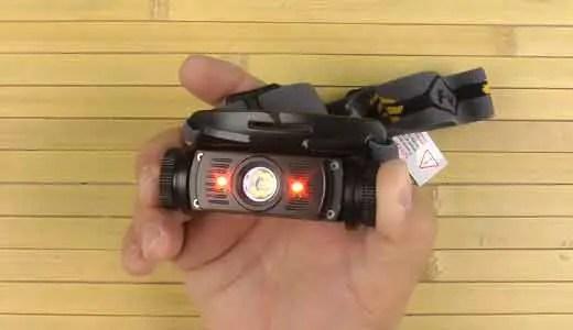 Fenix Hl60R headlamp
