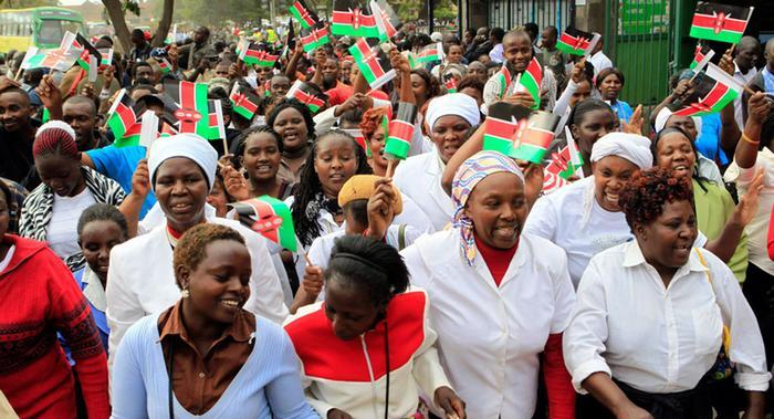 Why Kenyan Women Should Now Be Actively Involved In Politics.