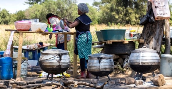 Can African traditions and Feminism coexist? IMAGE COURTESY/Zululand news.