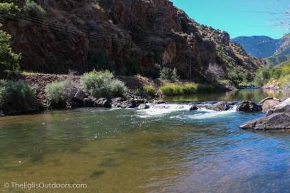 Platte River - Waterton Canyon
