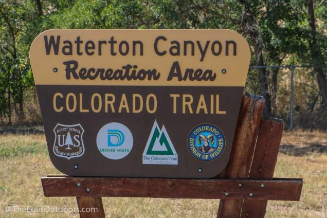 Waterton Canyon