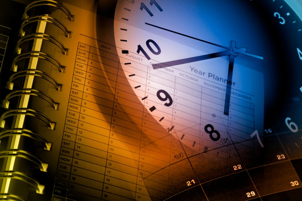 Managing time effectively