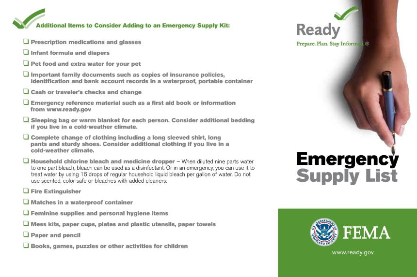 emergency kit checklist-page-001