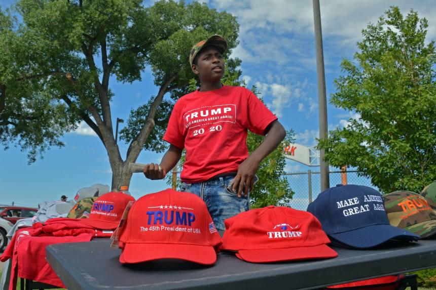 Trump rally July 2018