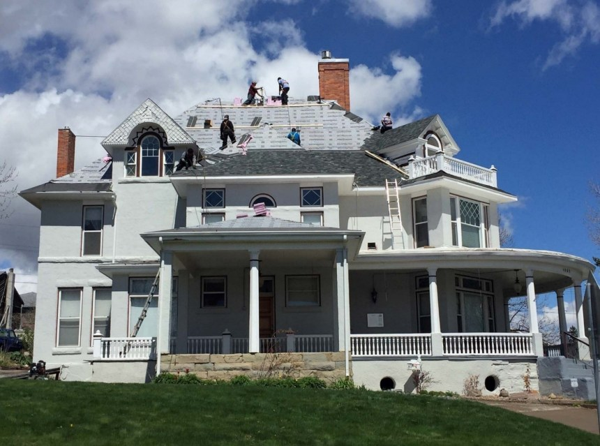 collins mansion modern