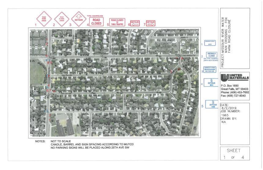 Fox Farm road closure map-page-001