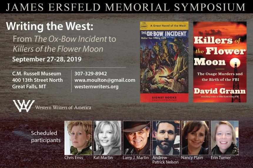 James Ersfeld Memorial Symposium