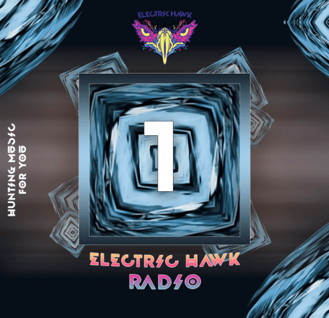 Electric Hawk Radio Cover Art Episode 1