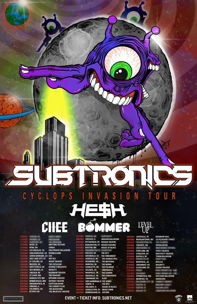 Subtronics Zeds Dead Remix