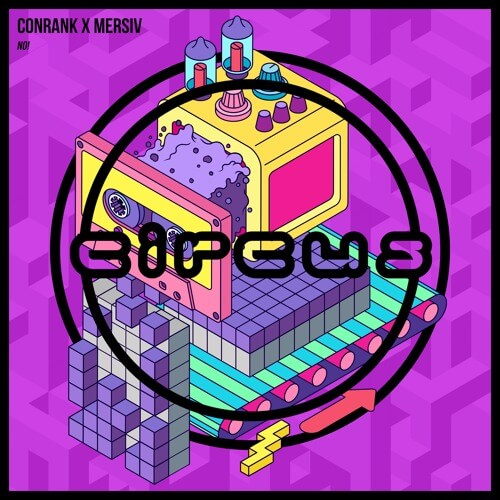 Courtesy of two guys who are making major noise in the bass scene right now. Mersiv & Conrank, join forces to team up for this menacing bass invasion