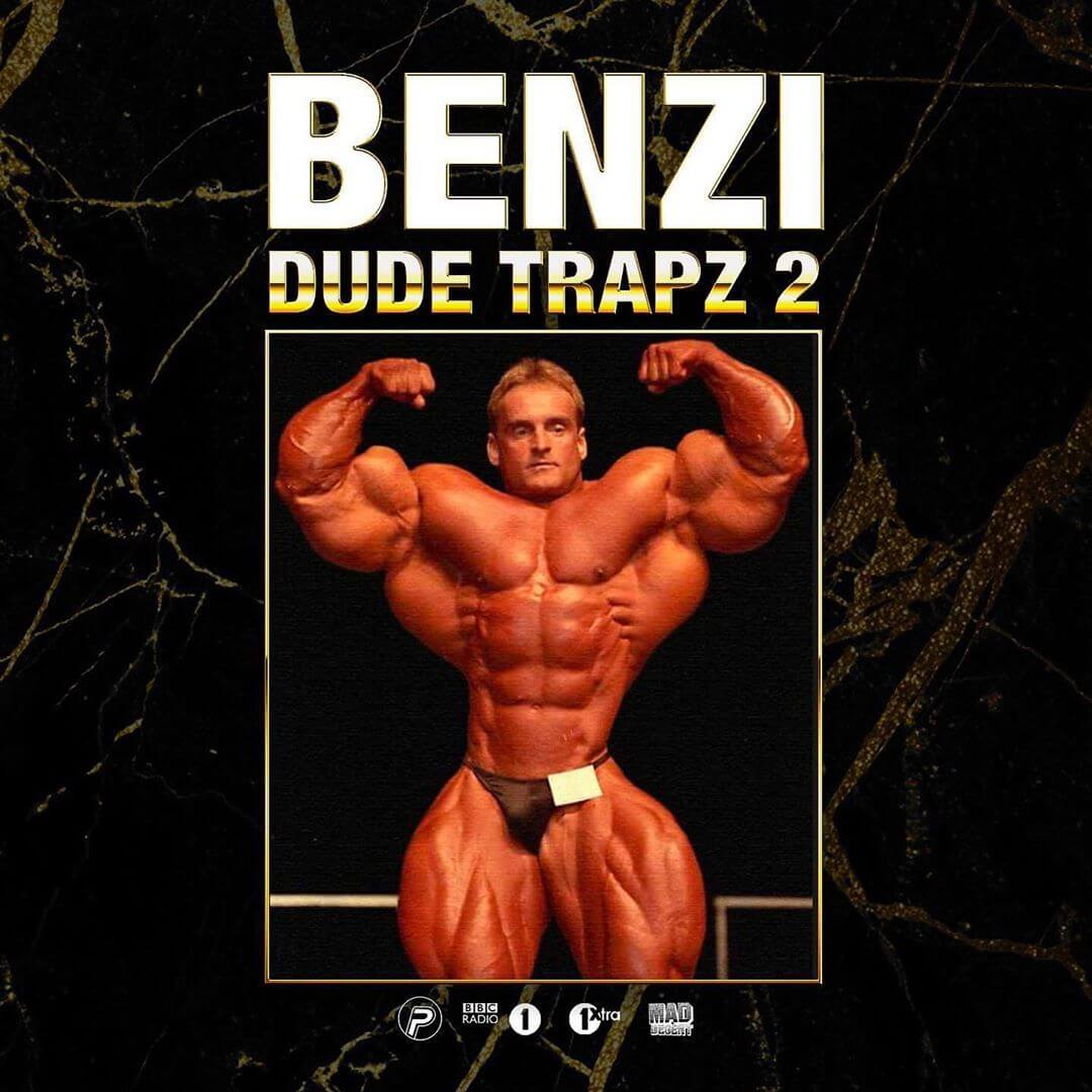 Dj Benzi Dude Trapz Vol. 2