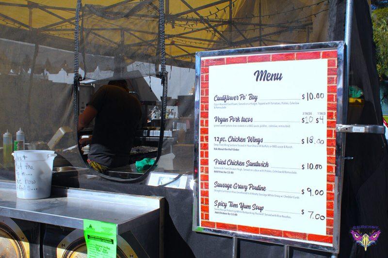 Food vendors Gem & Jam 2020