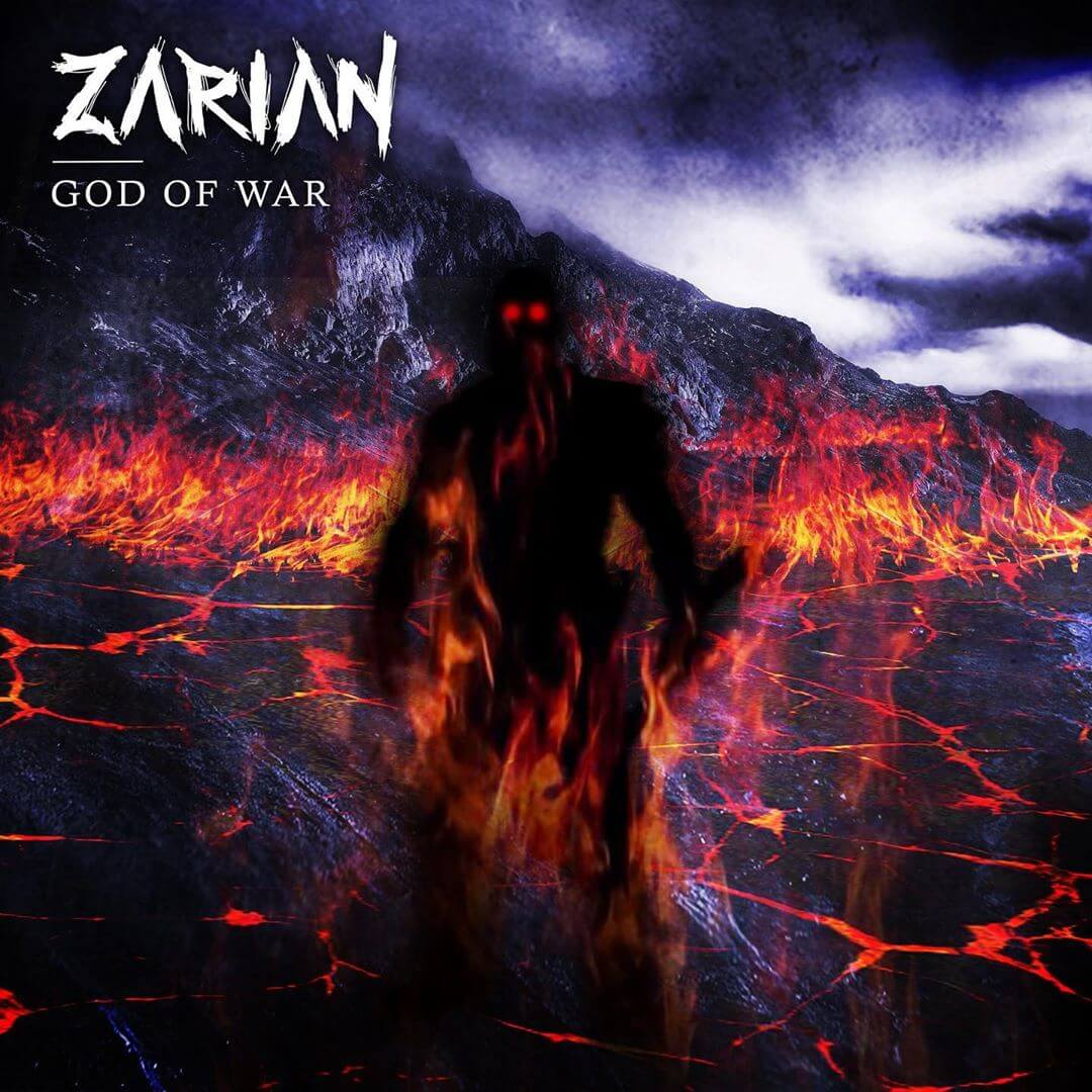 Zarian God of War Electric Hawk
