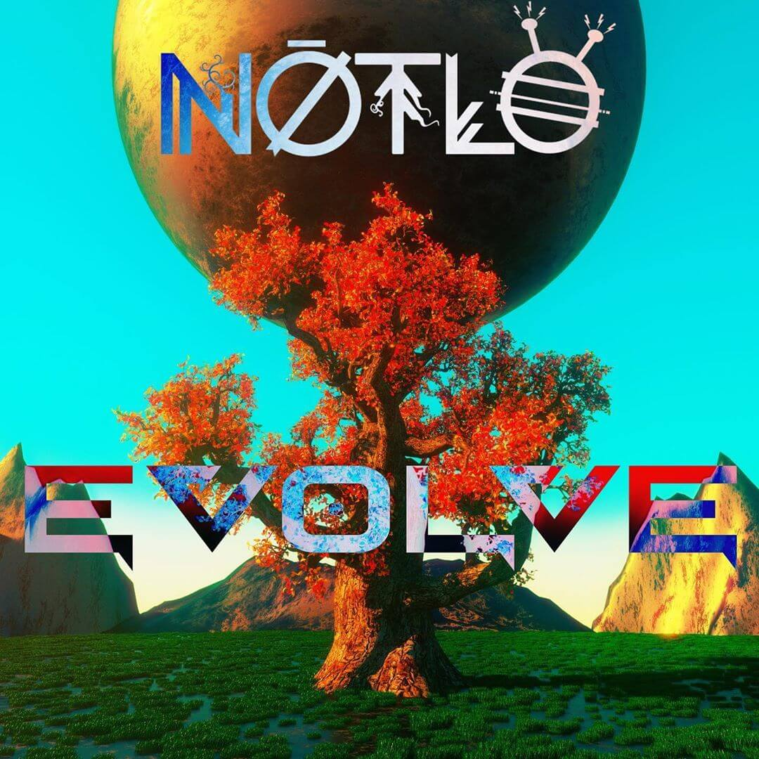 NotLo dazzles with her new 'Evolve' EP