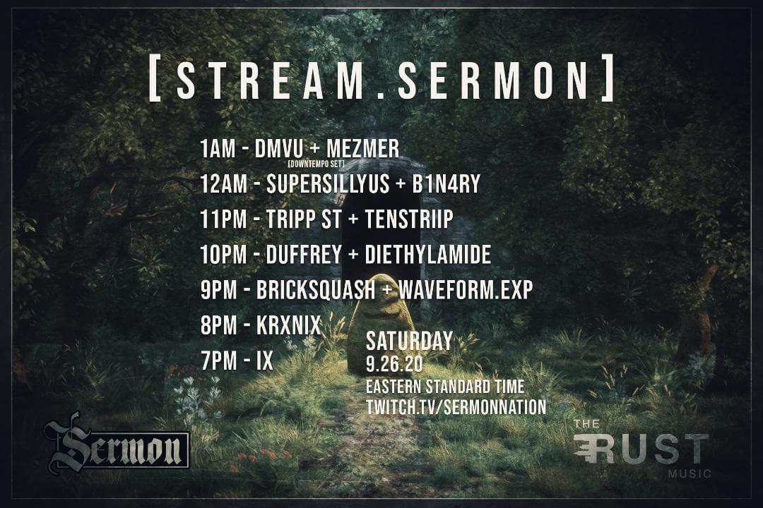 Live Stream Tripp St