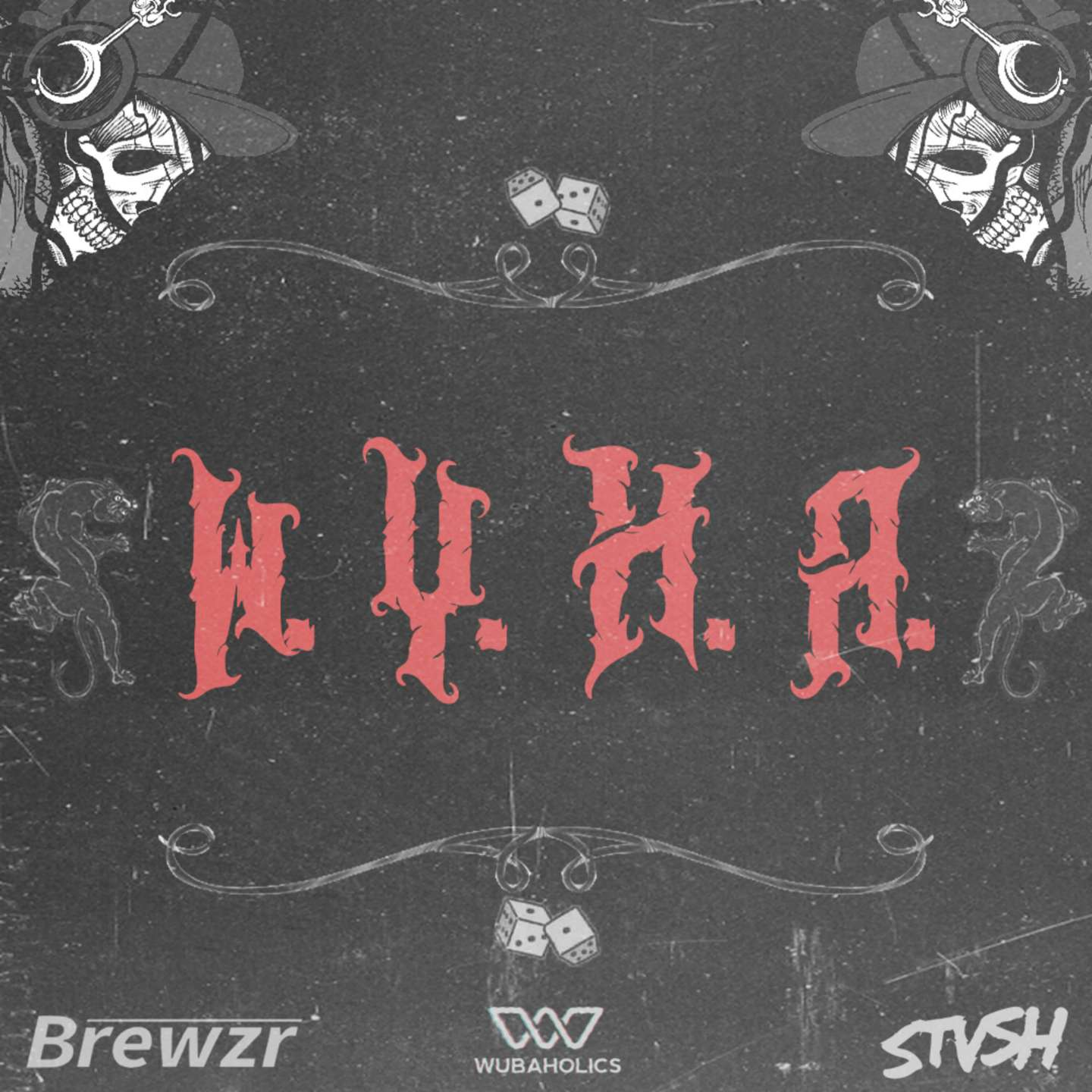 W.Y.H.A. STVSH BREWZR electric hawk