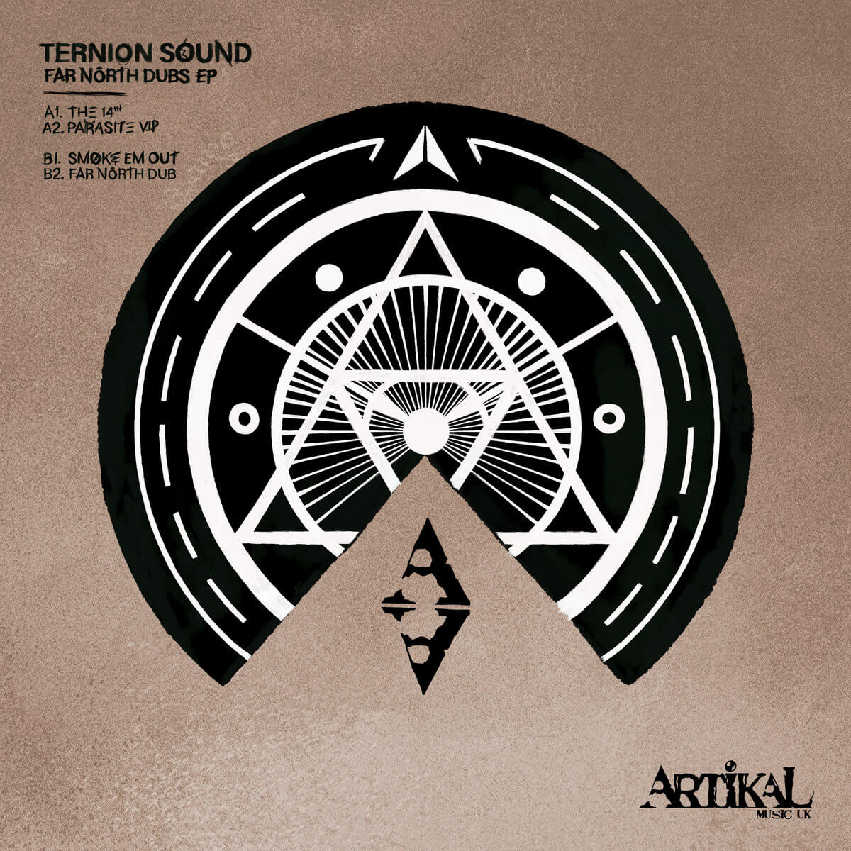 Ternion Sound Far North Dubs EP Electric Hawk