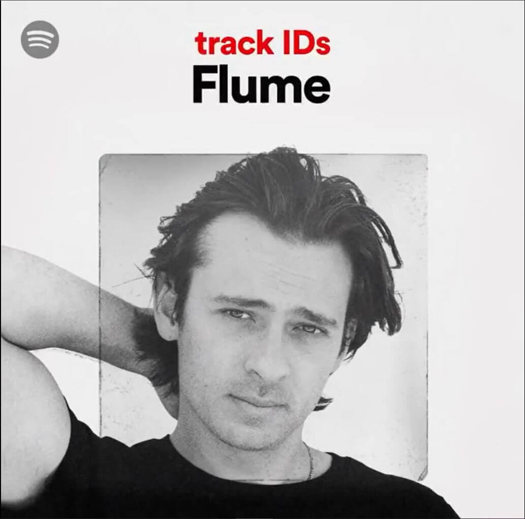 Flume 'track IDs' playlist