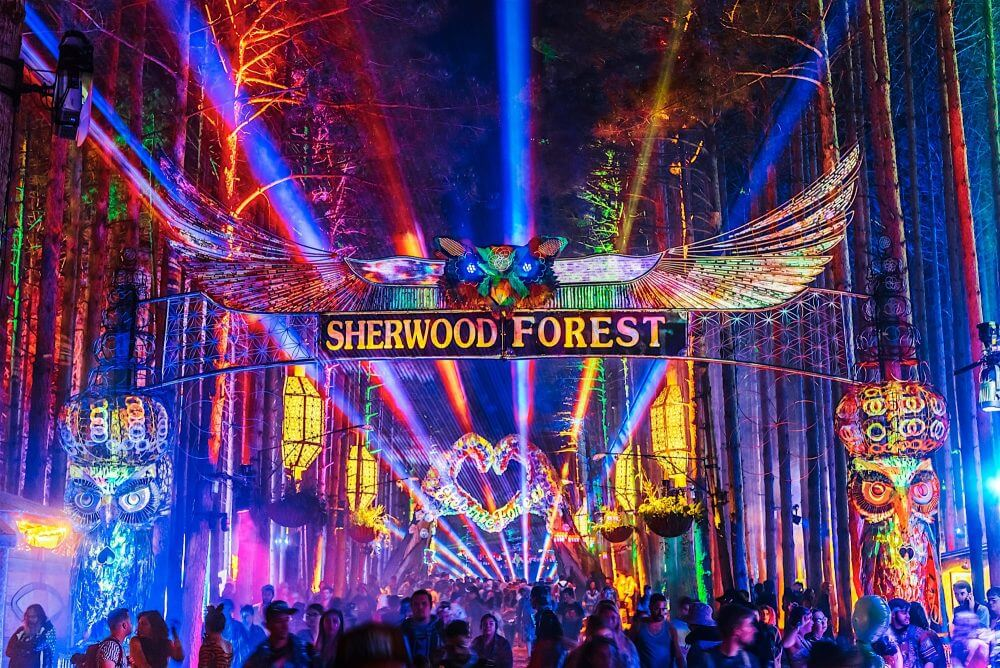 Electric Forest Music Festival 2021
