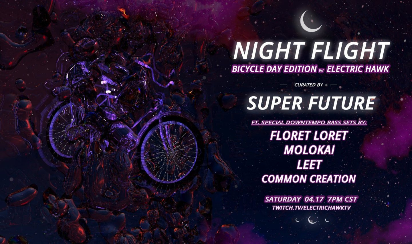 Super Future Bicycle Day