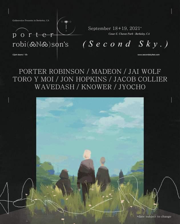 Second Sky Porter Robinson