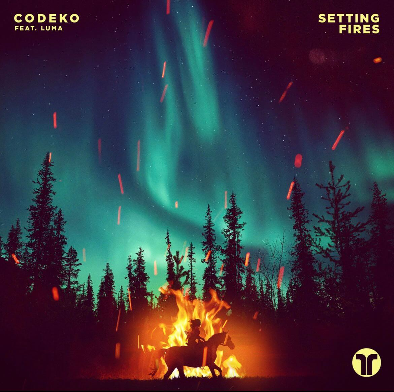 Codeko Setting Fires