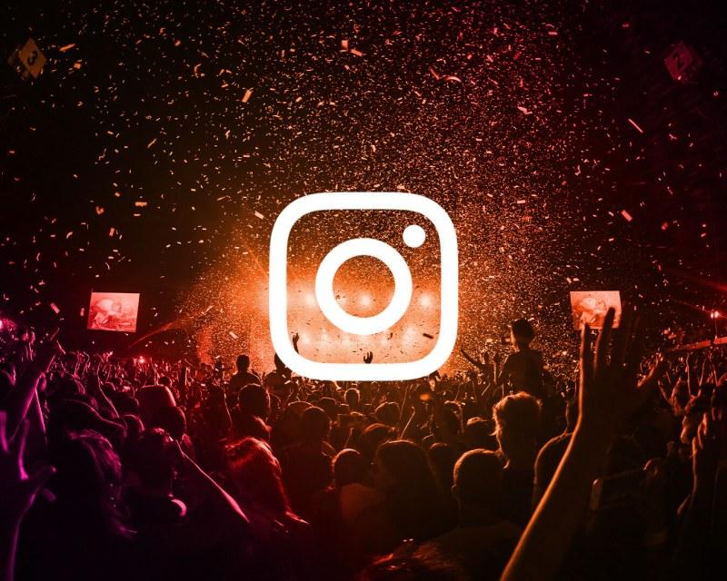 EDM Instagram