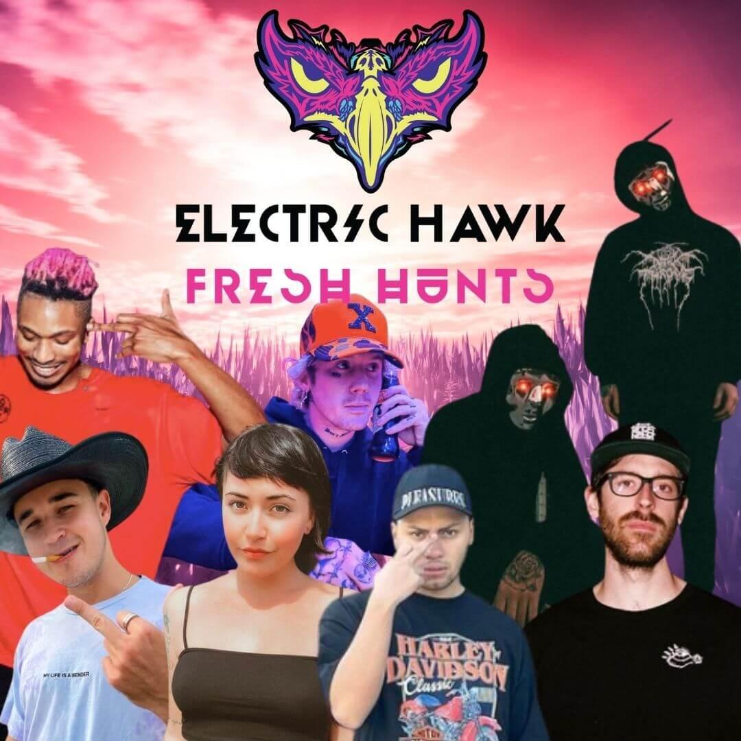 Fresh Hunts Playlist