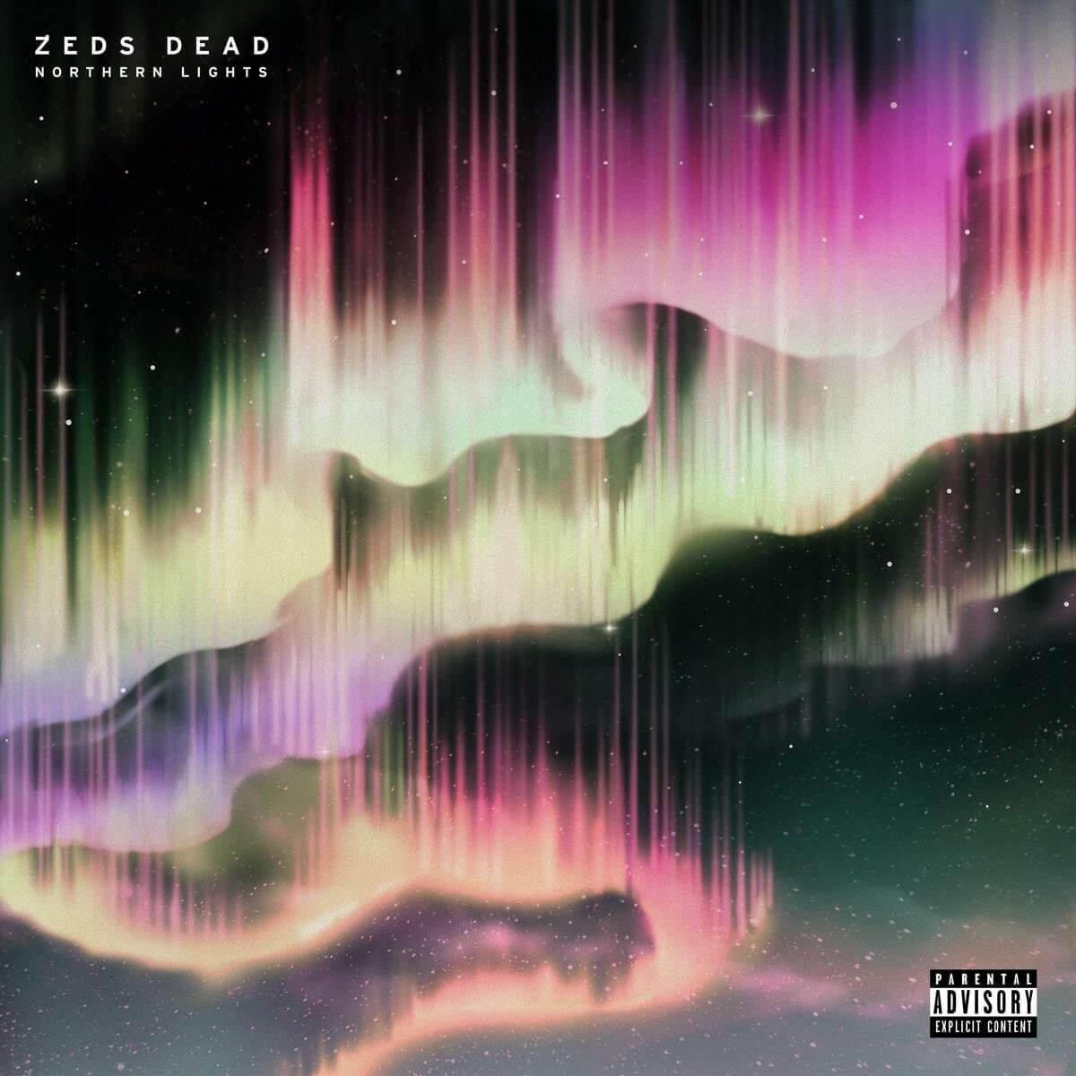 Zeds Dead Northern Lights vinyl