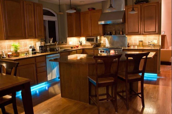 interior cabinet lighting. Under Cabinet Lighting Installation Interior A