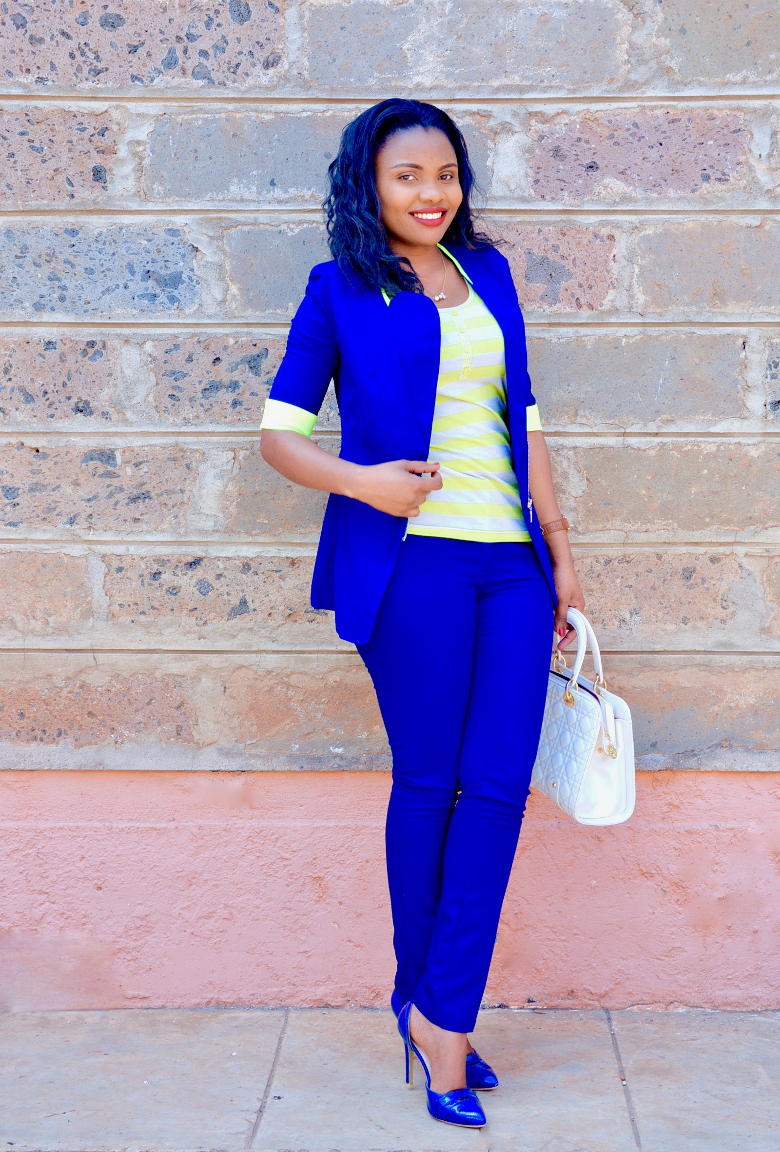 PANTSUIT STYLING TIPS
