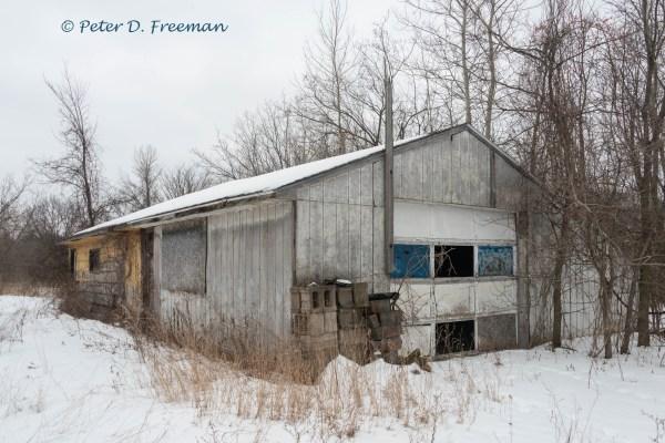 Garage Winter